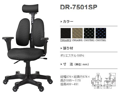 DR7501